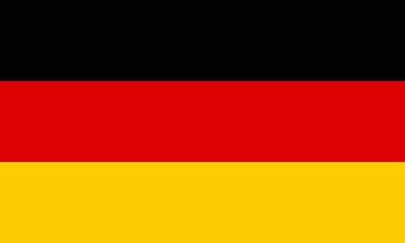 Almanya (Ortalama internet hızı 11.5 Mbps)