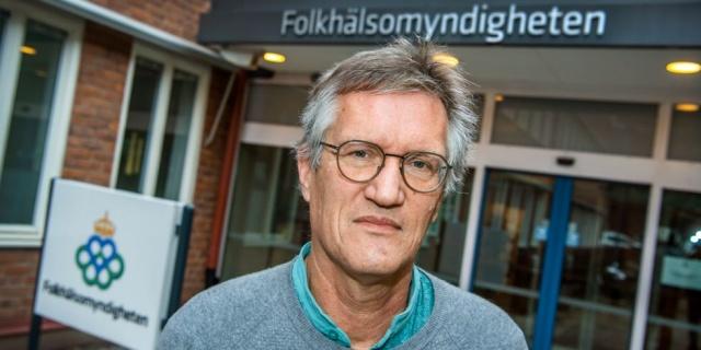İsveç Halk Sağlığı Kurumu koronavirüsle ilgili bir basın toplantısı düzenledi.