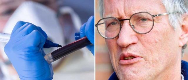 """Anders Tegnell, İsveç'teki antikor testleri ile ilgili bilgiler vererek, sürü bağışıklığının enfeksiyonu durdurmak için yeterli olmadığını belirtti.  Tegnell, """"Enfeksiyonu tamamen durduran bir sürü bağışıklığı asla olmayacak"""" ifadeleri kullandı."""