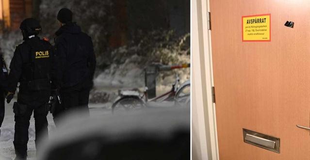 Dün akşam Brandbergen'deki patlama ile ilgili soruşturmayı yürüten emniyet ekipleri, bombacıyı yakaladığını duyurdu.  Dün akşam, Haninge belediyesinde Brandbergen merdiven boşluğunda meydana gelen şiddetli patlamanın arkasında olduğu şüphesiyle 45 yaşındaki bir adam yakalandı.