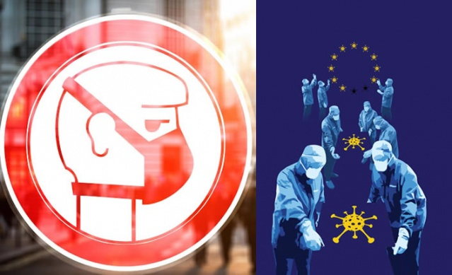 Avrupa Birliği üçüncü ülke vatandaşlarının 'gerekli olmayan' seyahatlerine 30 günlük geçici kısıtlama getirdiğini bildirdi.