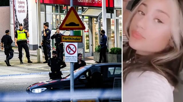 Botkyrka'nın Norsborg bölgesindeki Hallunda'da bulunan bir benzinlikte 2 Ağustos tarihinde maganda kurşununa kurban giden 12 yaşındaki kız çocuğunun cinayet olayıyla ilgili bir kişinin tutuklandığı bildirildi.  Salı sabahı, bir suçluyu ağır şekilde koruduğundan şüphelenilen 20'li yaşlarında bir kişi, 2 Ağustos gecesi Hallunda'da 12 yaşındaki bir kızın vurularak öldürülmesiyle ilgili olarak tutuklandı.