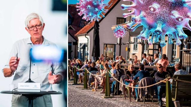Koronavirüsün ilerleyişi ile ilgili net bir tablo ortaya koyulmazken, yeni raporda İsveç Halk Sağlığı kurumu üç farklı senaryo ortaya koydu. Yeni senaryoların içerikleriyle ilgili henüz net bir bilgi verilmedi.  Hükümet görevinin bir parçası olarak, İsveç Halk Sağlığı Kurumu'nun yeni bir rapor hazırlayacağı, yeni olası korona salgınları için plan hazırlayacak.