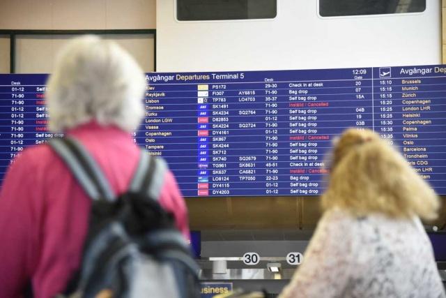 İsveç buraya Çin virüsü için gelen hava yolcularını şimdilik kontrol etme gereği duymadığını söyledi. Hastalık hala Çin için yerel olarak kabul ediliyor ve riskin küçük olduğu belirtildi.  Çeşitli ülkelerden gelen resimler, havaalanı personelinin yolcuları hastalara nasıl yönlendirip yönlendirmediklerini hızlıca belirlemek için yolculara nasıl yönlendirdiğini göstermektedir. Vücut sıcaklığı bir saniye içinde gösterilir.