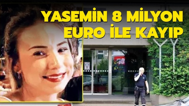 Almanya'da bir para dağıtım şirketinde çalışan 28 yaşındaki Yasemin Gündoğan, 8 milyon Euro çaldığı gerekçesiyle ülke çapında aranıyor.  Alman basınına göre Yasemin Gündoğan, Bremen'deki nakit para dağıtım şirketi Loomis'te çalışıyordu. Yasemin'in görevi paketlenmiş banknotları, ATM'lere takılacak para kasetlerine yerleştirmekti.