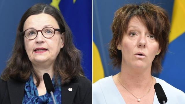 Eğitim Bakanı Anna Ekström ve Yüksek Öğretim Bakanı Matilda Ernkrans düzenlediği ortak basın toplantısında okulların eğitime devam edip etmeyeceği yönünde açıklamalarda bulundu.   Yapılan basın toplantısında okulların açık kalmasını önemsediklerini belirten Anna Ekström, gerektiğinde liseler uzaktan eğitime geçebilecek dedi. Salgının okullarda ciddi şekilde yayılmaya başladığı bu günlerde, haftaya yeni bir düzenlemeyle okullar ihtiyaçlarına göre, gerekirse uzaktan eğitime geçebilecek. Yeni düzenleme okul yönetimlerine böyle bir imkan sağlayacak.