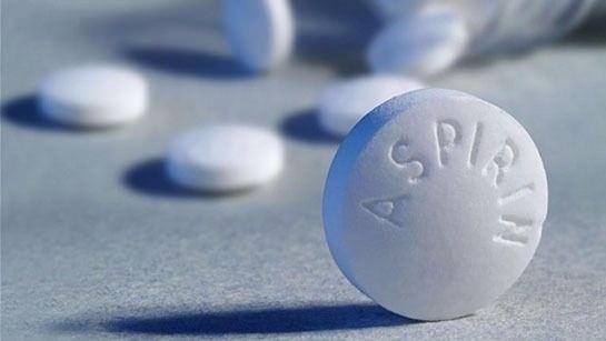 Aspirinin ağrı kesici, kanser ve Alzheimer önleyici olması gibi sayısız faydası var.