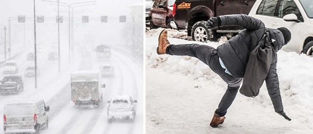 İsveç hava tahmini merkezi SMHI, ülkenin yarısı için kar uyarısında bulundu.  Araçlarda kışlık lastikleri değiştirmek uygun olmaya bilir denilirken, SMHI Värmland ve yakın bölgelerinde kar yağışı konusunda uyardı.