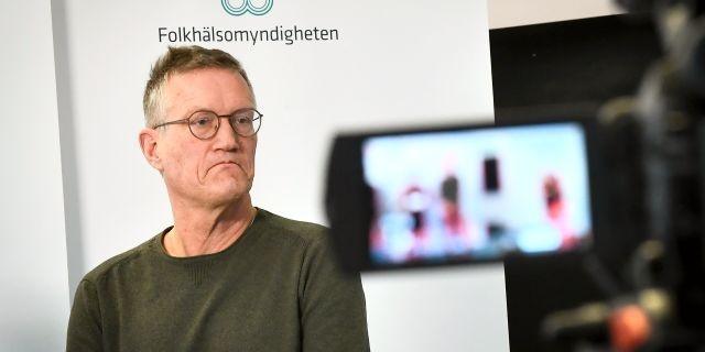 İsveç'teki koronavirüs ile ilgili günlük basın toplantısı Halk Sağlığı Kurumu, Ulusal Sağlık Kurulu ve İsveç Sosyal Koruma ve Acil Durum Hazırlık Ajansı (MSB) katılımıyla gerçekleşti.
