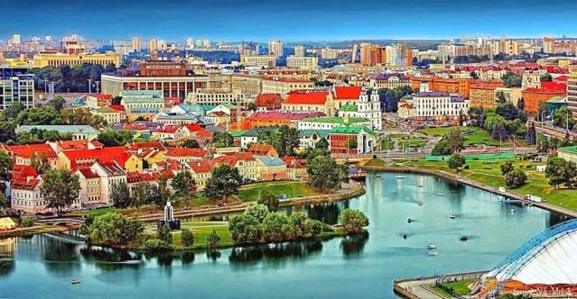 Belarus  30 gün vizesiz.