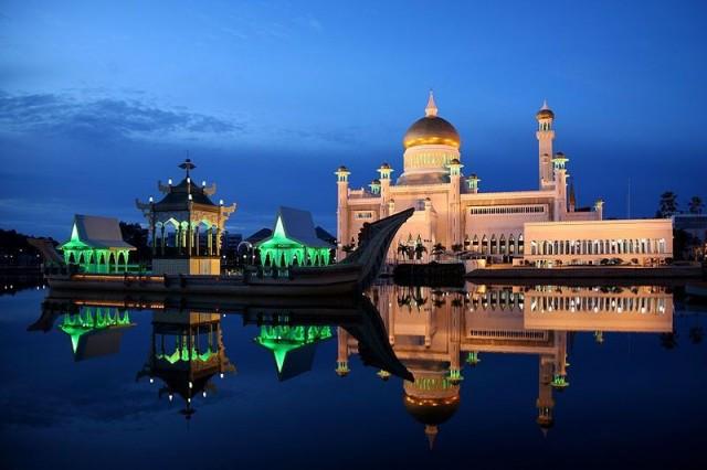Brunei  30 gün vizesiz