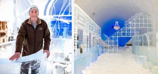 Koronavirüs salgını dünyanın en iyi buz oteli olan ve İsveç'in Kiruna bölgesinde yer alan buz oteli, kurulduğu günden bu yana ilk kez erken kapandı.  Normal şartlarda yaz döneminde zaten turist almayan otel bu yıl salgının etkilerinden nasibini alarak normal zamandan çok daha erken kapılarını kapattı.