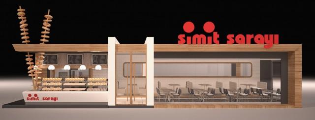 Perşembe günü İsveç'te Mall of Scandinavia'da açılacak olan simir sarayı'nın görüntüleri henüz basına sızmadı. Ancak hazır hale gelmek üzere olan Simit Sarayı İsveç'te yaşayan Türk vatandaşlarını heyecanlandırdı.  Daha önce açılmış ve tasarımı yapılmış bazı Simit Saraylarından derlediğimiz bu görüntülerle tekrar hatırlatmakta bulunmak istedik.