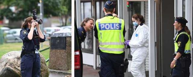 İsveç'in Göteborg kentinde hafta içinde bir polisin görev sırasında silahlı saldırı sonucu vurularak öldürülmesi ile ilgili kapsamlı soruşturma yürütülürken, cinayeti işlediği şüphesi ile polis baskınıyla yakalanan zanlının 17 yaşında ve bir suç makinası olduğu belirtildi.  Yaşadığı evinin önünde polisin baskınıyla yakalanarak gözaltına alınan zanlı, Çarşamba gecesi 33 yaşındaki bir polis memurunun öldürülmesi olayının baş şüphelisi olarak görülüyor.