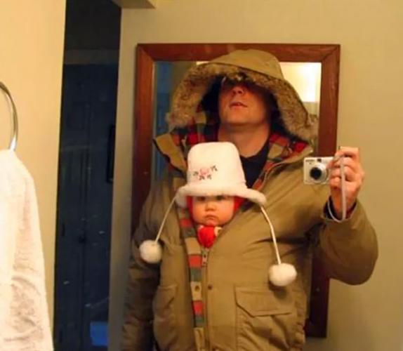 İşte en ilginç babalar..