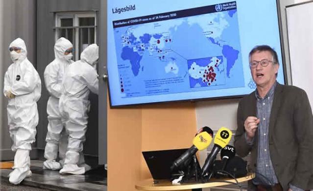 İsveç Halk Sağlığı Kurumu ve Ulusal Sosyal İşler Kurulu, koronavirüs ile ilgili önemli açıklamalarda bulundu.  Çin'den dünyaya yayılan ve son günlerde İtalya ve İran'da yaygınlaşan ölümcül virüsle ilgili İsveç'in koronavirüs ile ilgili araştırma yapan ve süreci yakından takip eden Halk Sağlığı Kurumundan konuya dair önemli açıklamalar.
