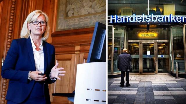 Handelsbanken, şube sayısını keskin bir şekilde azalttı. Bankaya göre, önümüzdeki birkaç yıl içinde yaklaşık bin kişi etkilenecek.  Handelsbanken'in bugün yaklaşık 380 şubesi bulunmaktadır. 2021 sonuna kadar 180 şubesini kapatmayı planlıyor. Bununla bağlantılı olarak banka, BT yatırımlarını artırmak amacıyla 1 milyar SEK yatırım yapıyor.  Bir basın açıklamasına göre ofislerin küçültülmesi bin kişilik personelin azalması anlamına geliyor.