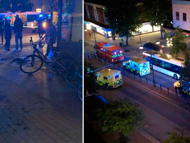 İsveç'in Borlänge kentinde yayaların üzerine aracını sürerek, yaralanmalara neden olan taksiciye bölge mahkemesi dokuz yıl hapis cezası verdi.  Olayla ilgili soruşturma kapsamında incelenen kamera görüntülerinde, taksi şoförünün bir kişiyi hedef aldığı gözlenirken, yaya geçidinde beş kez aynı kişiyi hedefe koyarak aracı isnanların üzerine sürdü.  Şikayet üzerine hakkında soruşturma başlatılan taksi şoförü aleyhine çok sayıda ifade de var. Görgü tanıklarının beyanlarına göre, taksi şoförü çıldırmış gibi davranıyordu.  Bölge mahkemesinde görülen davada taksi şoförüne cinayete teşebbüs nedeniyle dokuz yıl hapis cezası verildi.