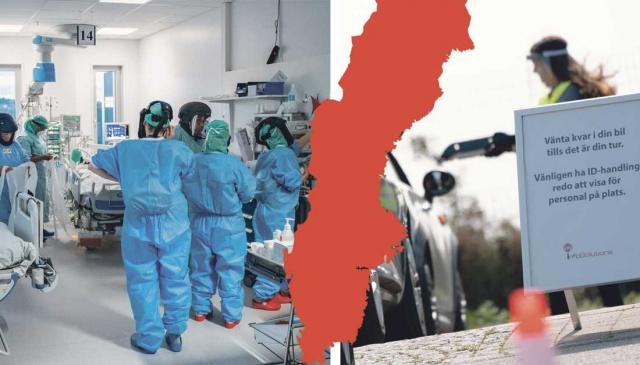 Salgının yeniden hız kazandığı İsveç'te karamsarlık her geçen gün artmaya devam ediyor.  Yaz aylarında hızla düşen vaka sayıları ve can kayıpları yeniden zirvelere doğru çıkmaya başladı.  Enfeksiyonun tüm Avrupa'da hız kazandığı bu günlerde ülke nüfusuna göre İsveç'te ciddi bir tırmanma gözleniyor. 21 bölgeden oluşan İsveç'te bir bölge hariç diğer tüm bölgelerde acil durum vaziyeti alındı.