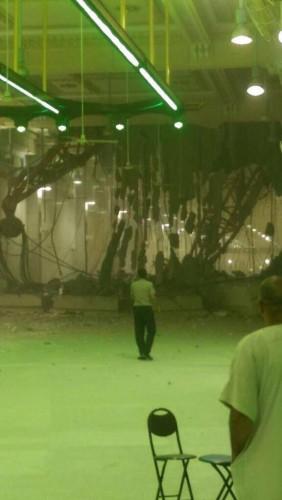 Suudi Arabistan hükümeti tarafından aktarılan son bilgiye göre olayda hayatını kaybedenlerin sayısının 107'ye yaralananların sayısının da 238'e yükseldiği belirtildi.