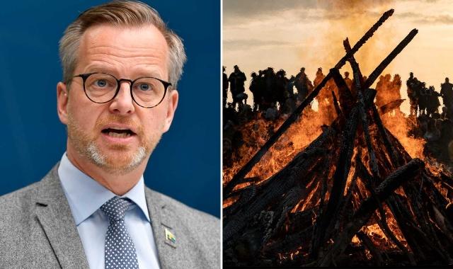 """İsveç'te normalde önemli etkinliklerin yapıldığı Valborg ve önümüzdeki 1 Mayıs etkinlikleri bu yıl yapılmayacak. İçişleri Bakanı Mikael Damberg bu iki önemli günde herkesin fedakarlık yaparak kalabalıktan uzak durmalıdır çağrısında bulundu.  İçişleri bakaı Mikael Damberg'in basın toplantısında Valborg'un Perşembe gününe denk geleceğini dile getiren Damberg, """"Paskalya sırasında İsveçlilerin büyük bir sorumluluk gösterdiğini gördük. İsveç halkının büyük bir bölümü fedakarlık ederek tedbirli davrandı"""" ifadeleri kullandı."""