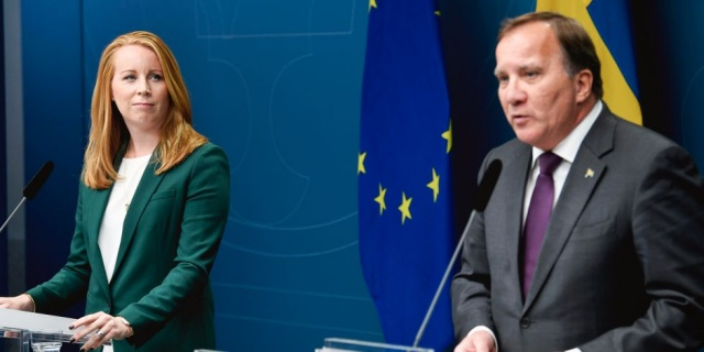 Pandemi ile birlikte yaşanan ekonomik krizle etkin mücadele konusunda İsveç'ten önemli bir adım daha atıldı.  Başbakan Stefan Löfven ve Merkez Parti lideri Annie Lööf sağlık ve refaha büyük yatırımlar yapacak.  Yaşlı bakımı, sağlık, belediyeler ve bölgeler için milyarlarca kron yardım yapılacağı açıklandı.  Stefan Löfven basın toplantısında, bu refah için büyük bir yatırım dedi.