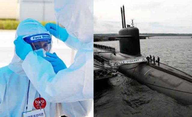 Dünyayı felç eden ve son yüz yılda hayatı en olumsuz etkilen koronavirüs salgınıyla ilgili uzay olanların bile haberi varken onların bundan haberi yok.  Dünya koronavirüs kriziyle mücadele ederken, denizin derinliklerinde olanların bundan haberi yok.  Nükleer silahlı denizaltılarda bulunan bir Fransız ekibinin, pandemi henüz yokken gemiye bindiler.