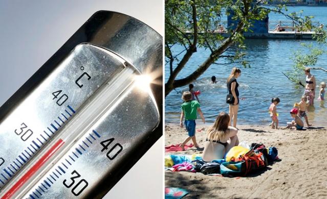 Avrupa'nın güney kısımları tarihin en sıcak Ağustos'unu yaşıyor. Güney Avrupa'nın birçok bölgesinde sıcaklar 40 derecelere ulaşarak tarihi rekor kırdı. Peki İsveç'te durum nedir?  Havaların Ağustos'un başlangıcıyla ısınmaya başladığı kıtada, İsveç'te sıcaklardan nasibini alıyor. Hafta sonuna kadar ülkenin bazı bölgelerinde 30 dereceye kadar çıkacak olan sıcaklar, İsveç içinde tarihi olarak sayılıyor.