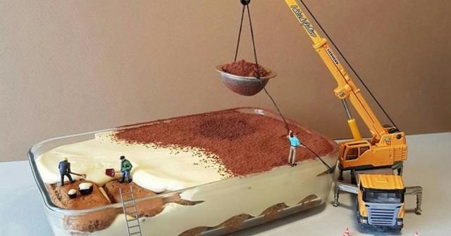 Matteo Stucchi, yetenekli bir İtalyan pastacı. En büyük tutkusu da hazırladığı pasta ve tatlıları bir sanat eseri gibi sergilemek.