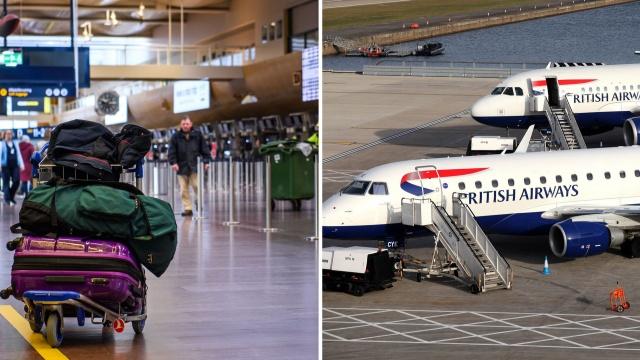 """Mutasyona uğramış korona virüs nedeniyle İsveç, İngiltere ile ulan uçuşları askıya almaya neden olmuştu. Basına yansıyan haberlere göre, yasağa rağmen British Airways uçağı bugün İsveç'e indi.  British Airways'in yasağa rağmen bugün Arlanda'ya inmesi hayal kırıklığına neden oldu.  Uçaktaki 29 kişi, test veya karantina gerekliliği olmaksızın İsveç'e kabul edildi.  Sınır polisi başkanı Patrik Engström """"Bunun nasıl olabileceğini anlamıyoruz"""" dedi."""