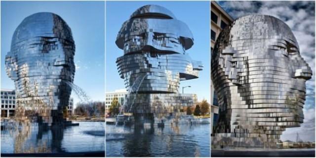 Mimarlık, sanatın en yaratıcı türüdür. İyi bir mimari eser, bir şehrin havasını değiştirebilir. Şehrin insanlarında metaforik izler bırakabilir. Dünya üzerinde hayran kalabileceğimiz o kadar çok eser var ki! Mesela çeşmeler...