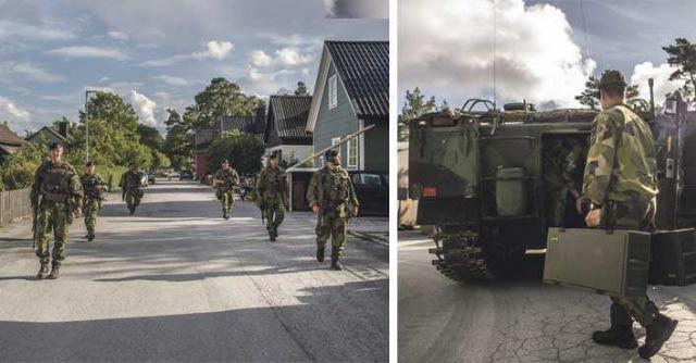"""Rusya ordusunun İsveç sınır bölgesine yakın tatbikat yapacağı bilgisi üzerine, İsveç silahlı kuvvetleri harekete geçti.  Silahlı Kuvvetler: Bu bir tatbikat değil diyerek sınır bölgesine askeri sevkiyat yapmaya başladı.  İsveç sınırının hemen yakınında Rus ordusundan 6 bin askerin tatbikat amaçlı olduğu yönündeki bilgi üzerine, harekete geçen İsveç Silahlı Kuvvetleri, savunma hazırlıklarını artırdığını duyurdu.  Silahlı Kuvvetler Operasyon komutanı Amiral Jan Thörnqvist, yaptığı açıklamada, """"bu bir tatbikat değil, acil durum kontrolü değil, keskin bir çaba"""" dedi."""