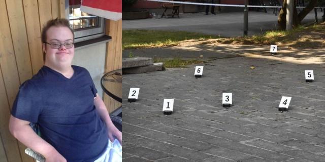 Elinde oyuncak bir tabancayla evden uzaklaşan down sendromlu Eric Torell polisin kurşunlarına hedef olarak yaşamını yitirdi.