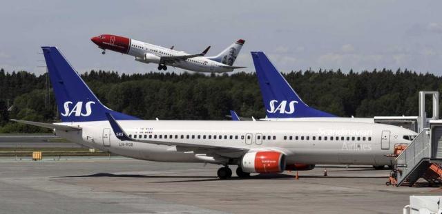 İsveç'in başkenti ve ülkenin en büyük Havalimanı Arlanda'da akıl almaz bir olay yaşandı.