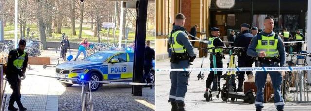 Linköping tren istasyonundaki platformların altındaki bir metroda bir kişinin bıçaklı saldırıya uğrayan kadın hayat mücadelesini kaybetti.  Edinilen bilgilere göre, Linköping'deki merkez istasyonda bıçaklı saldırı sonucu ağır yaralanan talihsiz kadın, sağlık ekiplerince hastaneye kaldırıldı. Ancak yapılan tüm müdahalelere rağmen kurtarılamadı.