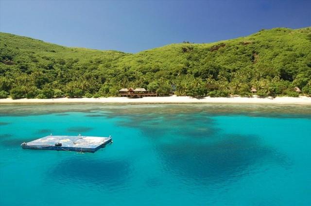 Fiji  120 gün vizesiz