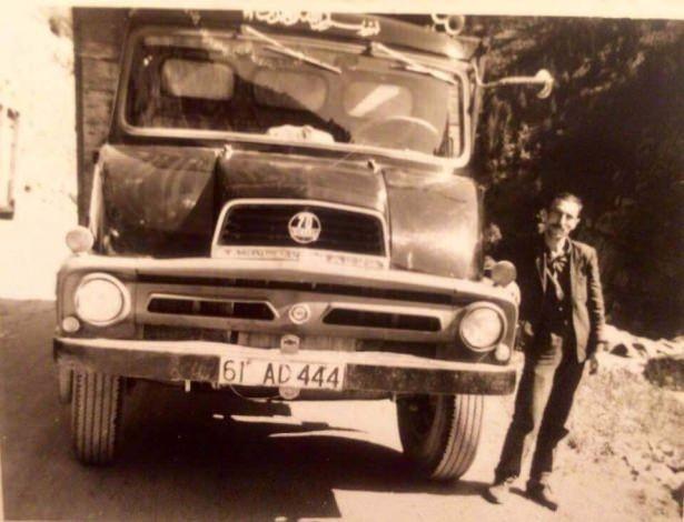 Kırklareli'nde yaşayan Halit Ziya Türkoğlu, yıllar önce sattığı kamyonun bir benzerini Giresun'dan satın alarak kendisini sevindiren evlatlarına teşekkür etti. Kamyonun hikayesi ise filmlere konu olacak cinsten;