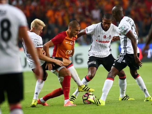 Galatasaray, Beşiktaş'ı penaltı atışları sonunda 4-1 yendi, 10. Süper Kupa'nın sahibi oldu.