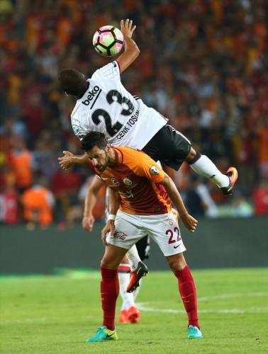 Konya'da oynanan karşılaşmanın 90 dakikası 0-0'lık beraberlikle bitti. Uzatmalara giden maçta Galatasaray'ın golünü 100. Hakan Balta kaydetti. Beşiktaş'ın golü ise 107. dakikada Aurelien Chedjou'nun ters vuruşu sonrasında geldi. Konya'da uzatmaların berabere bitmesinin ardından penaltılara geçildi.