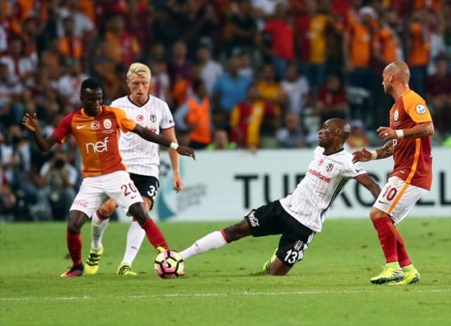 Beşiktaş: 1 - Galatasaray: 1  Galatasaray, penaltılarda rakibine 3-0 üstünlük sağlayarak kupanın sahibi oldu