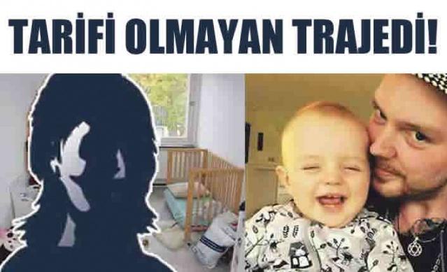 İsveç'in Halmstad şehrindeki evinde 4 yaşındaki Edwin'in cansız bedeni bulundu.  Olay yeri incelemesi ve adli tıp raporları dört yaşındaki bebeğin boğularak öldürüldüğünü ortaya çıkardı.