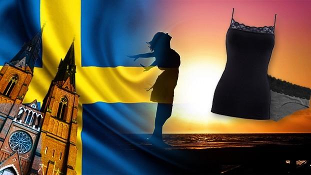 İş Hayatında Takım Elbiseyi Unutun!  İsveç'te gezerken dikkatinizi çekecek şeylerden biri de insanların rahat ve salaş giyinmeleri. Bu rahat ve salaş giyinme aslında moda trendini oluşturuyor. İsveç'te şirketlerde en resmi giyim şekillerinden biri kot pantolon ve gömlek. Bir cafede yanınızda şort ve t-shirt ile laptopta çalışan biri büyük bir şirketin yöneticisi olabilir.