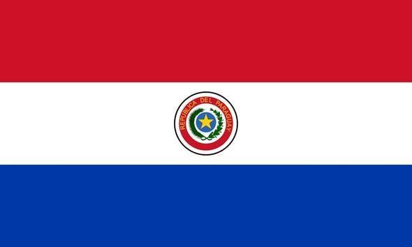 Paraguay (Ortalama internet hızı 1.7 Mbps)