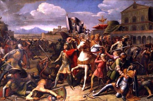 Fransız akademisi üyelerinden Funck Brentano'nun ifadesine göre; vahşi hayvan sürülerinden farksız olan Haçlı güruhu 1096 yılında Anadolu topraklarında saldırdıklarında, İnik civarında yakaladıkları Müslüman çocukları parçalamışlar, etlerini şişlere geçirip ateşte kızartmışlar ve henüz pişmeden çiğ çiğ yiyip yutmuşlardı.