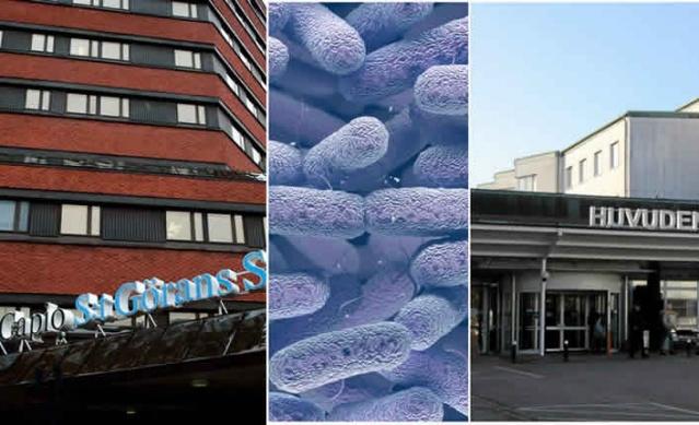 İsveç basınına flaş haber olarak girilen alarm Stockolm'deki S:t Görans ve Västra Götaland bölgesi ile ilgili. Her iki hastanede de virüs vakasına rastlandı ve hastane çalışanlarından bazıları ev karantinasına alındı.  İsveç'in başkenti Stockholm'deki S:t Göran hastanesinde bir hastada koronavirüs tespit edilmesi üzerine alarm verildi.