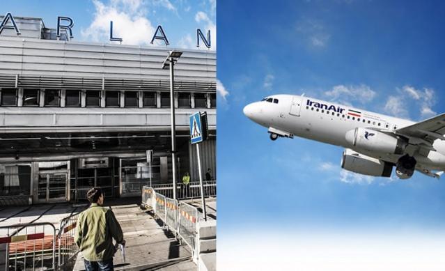İran'da hızla yayılan ve şuana kadar 54 kişinin ölümüne neden olan koronavirüs vakaları nedeniyle İsveç Halk Sağlığı Kurumu (Folkhälsomyndigheten) İran'a uçuşların durdurulması talebinde bulundu.