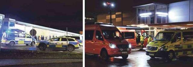 Stockholm'deki posta terminaline paket içinde gönderilen patlayıcı kontrol sırasında patlamıştı.  Güvenlik kameralarını inceleyen polis, soruşturmayı genişletti.  Stockholm dışındaki bir kişi, kendisine postalanan bir mektubun içinde bomba aldı.  Ancak patlayıcı posta kendisine ulaşmadan önce yanlışlıkla Postnord terminalinde patladı.