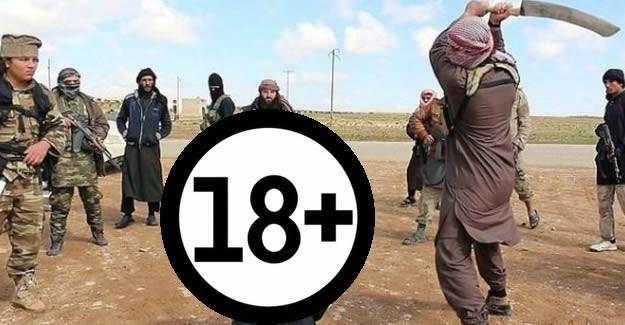 IŞİD'in katliamlarına en acımasız şekilde devam ediyor!