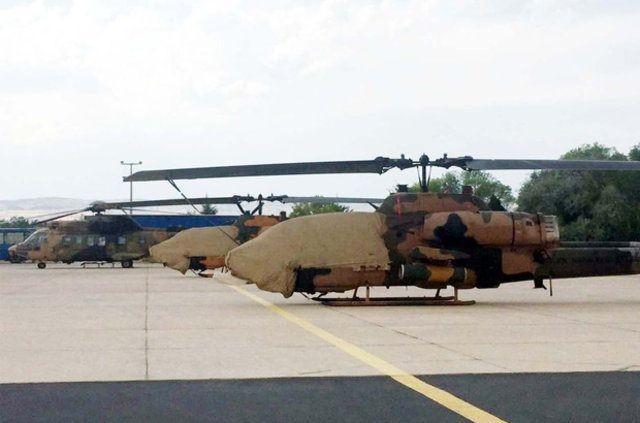 İşte hain darbe kalkışmasında kullanılan helikopter ve uçaklar!