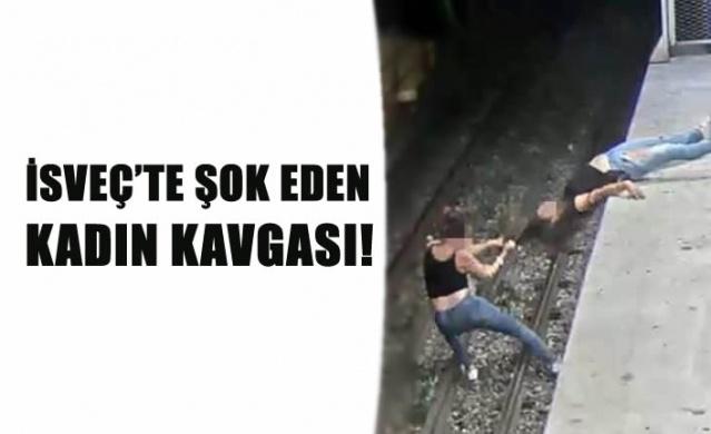 İsveç'in başkenti Stockholm'ün Bredäng bölgesinde Temmuz ayında iki kadının kavgasına dair ortaya çıkan görüntüler güne damga vurdu.
